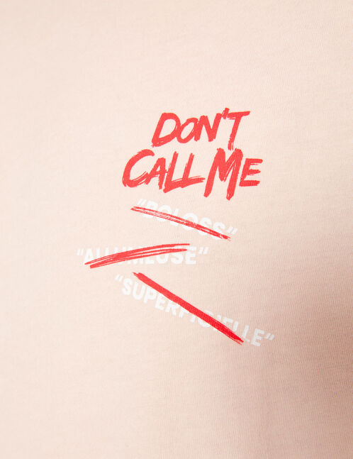 don't call me T-shirt