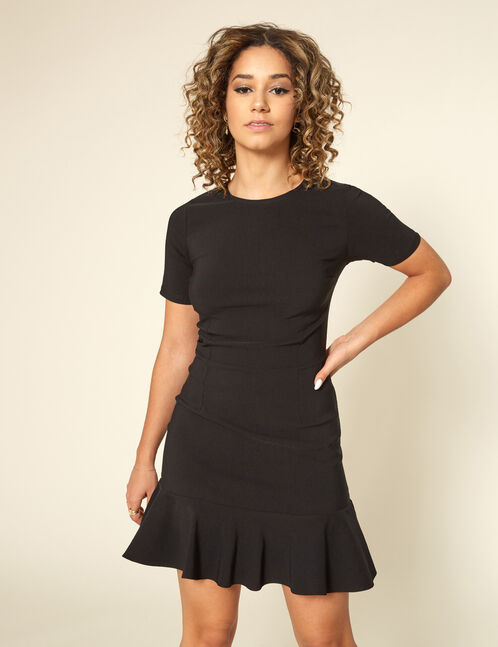 black new york dress