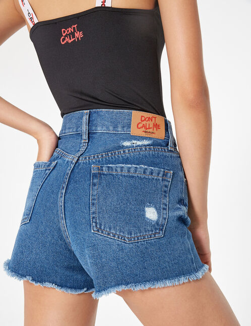 don't call me denim shorts