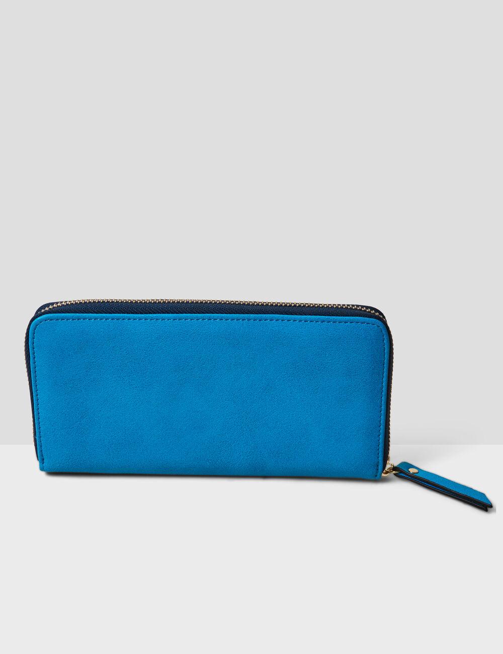 Portefeuille more love bleu femme • Jennyfer f9500eebc15