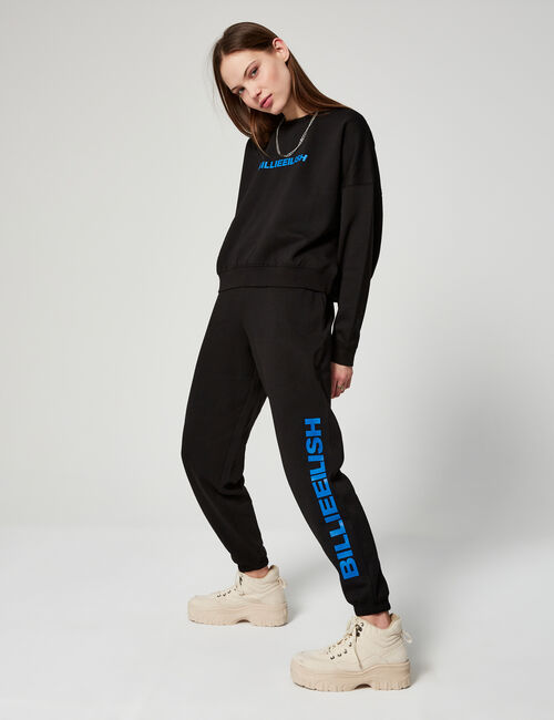 Bill. E joggers, light blue