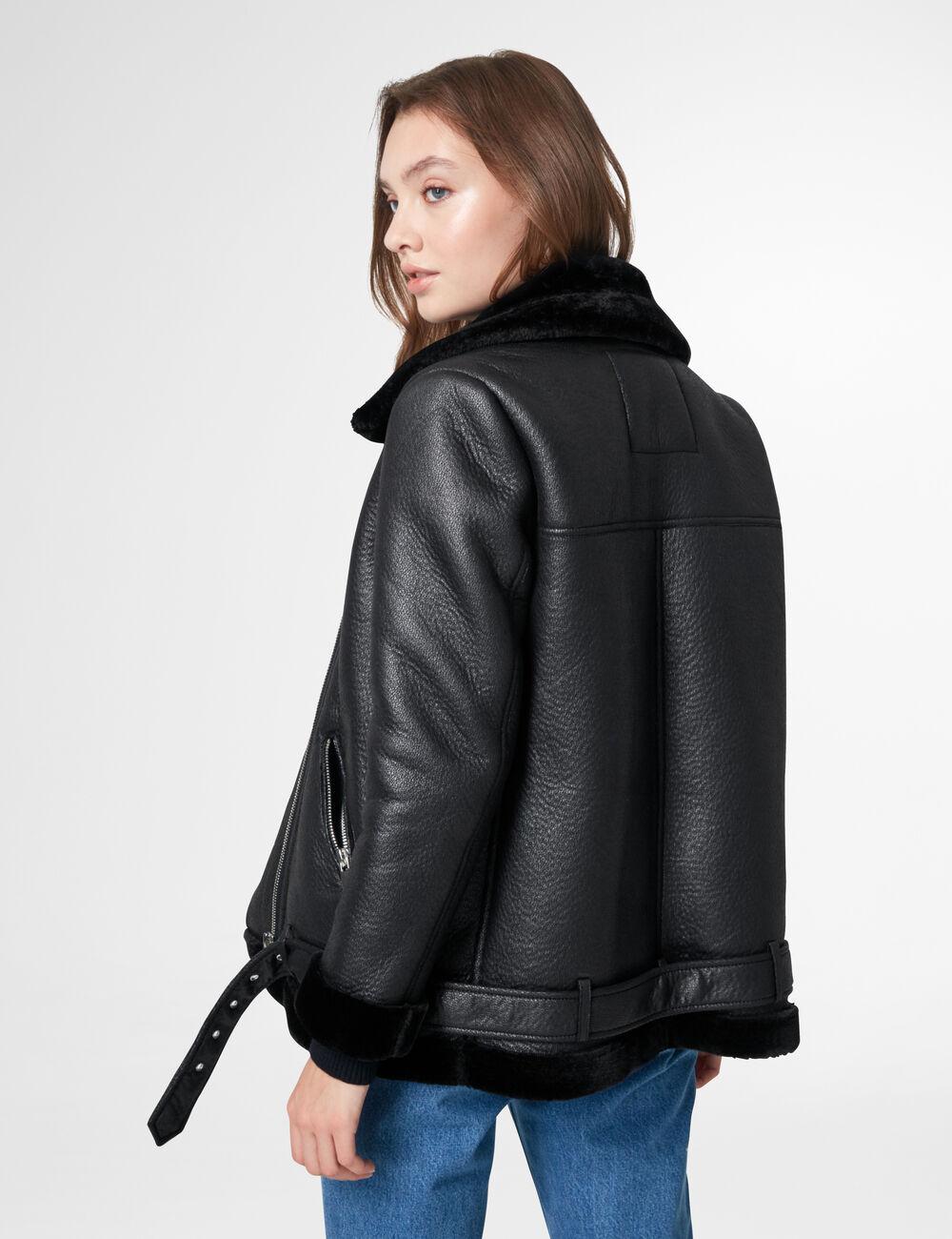Jennyfer veste en cuir