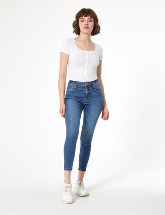 42df9eace8 jeans • Jennyfer