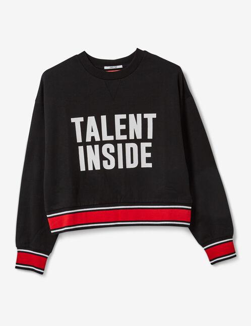sweat talent inside noir