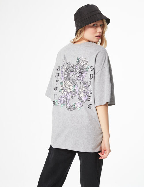 Tee-shirt spirit