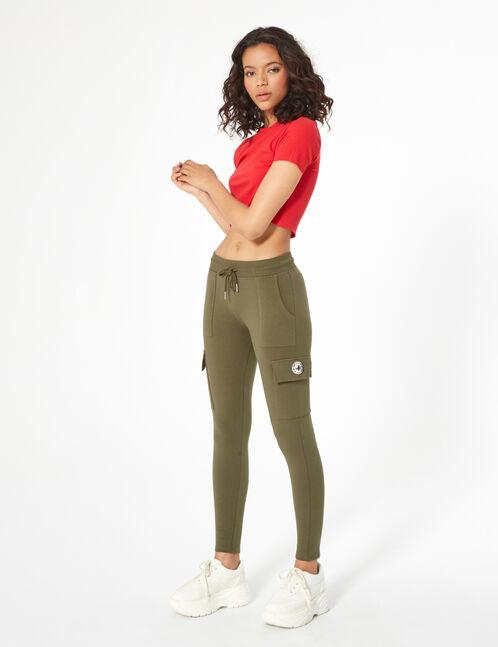 Skinny joggers