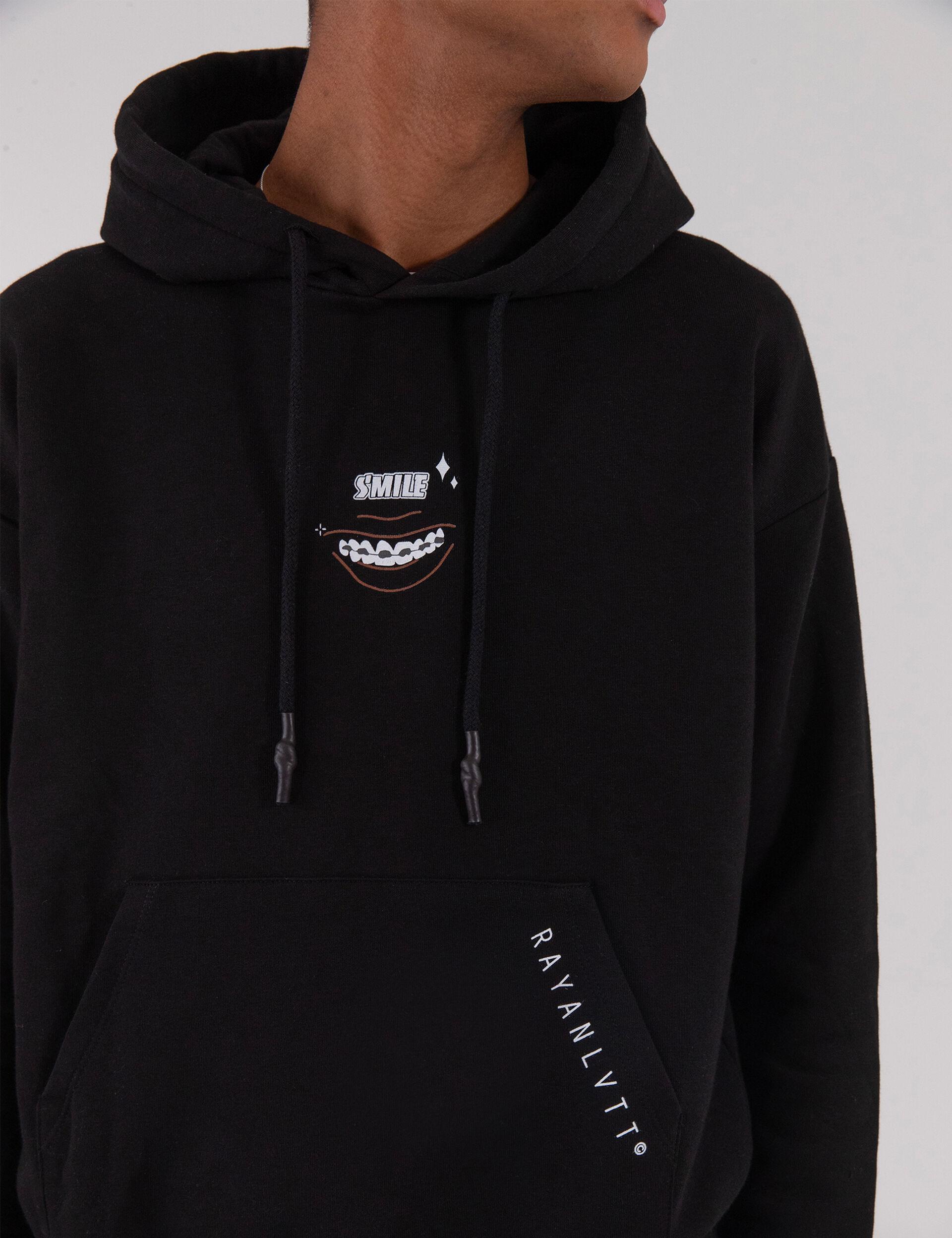 SMILE hoodie