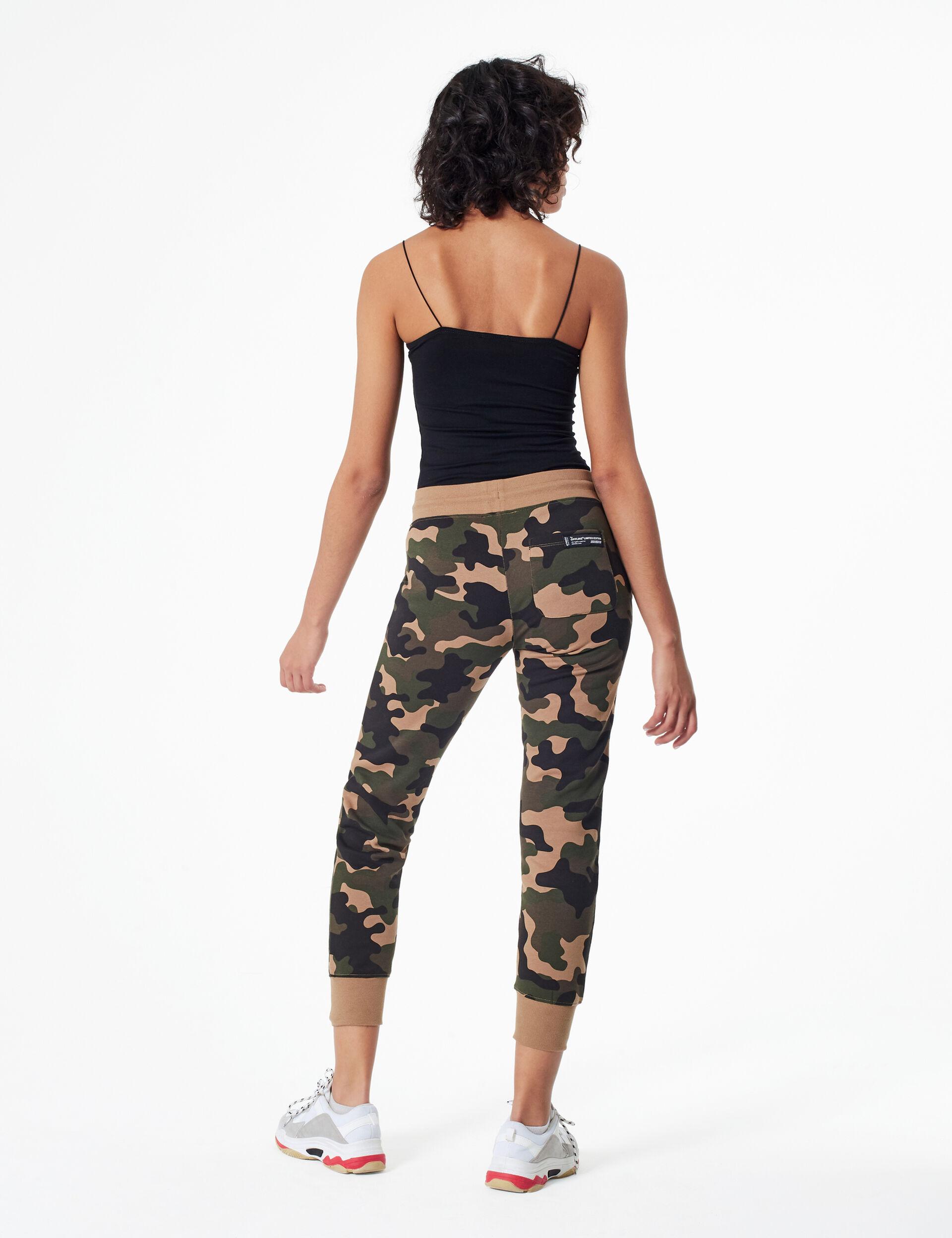 Jogging camouflage