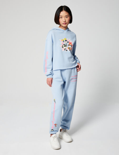 Powerpuff Girls joggers