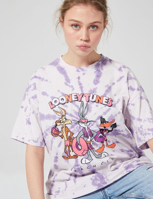 Looney Tunes beach T-shirt