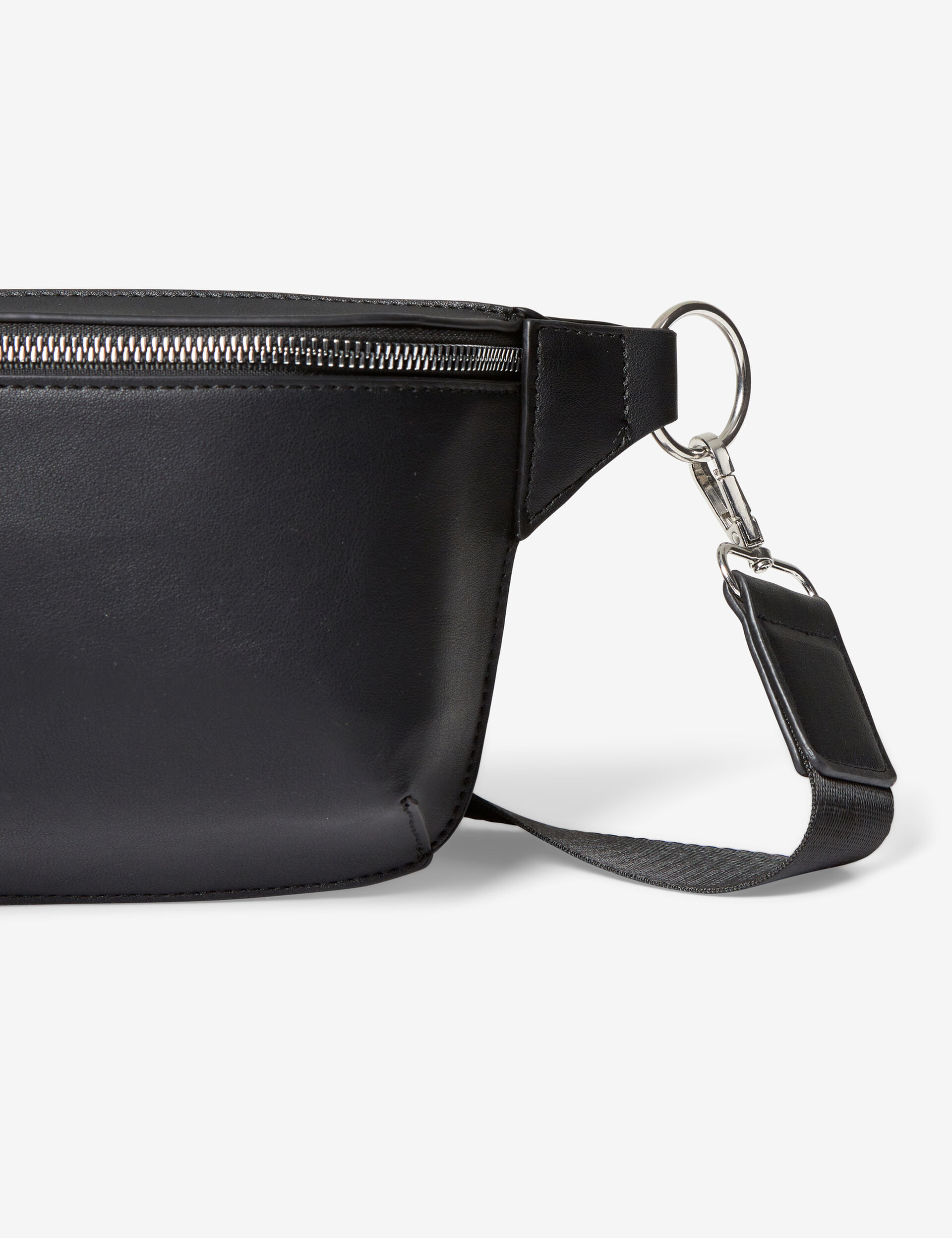 Zipped bum bag