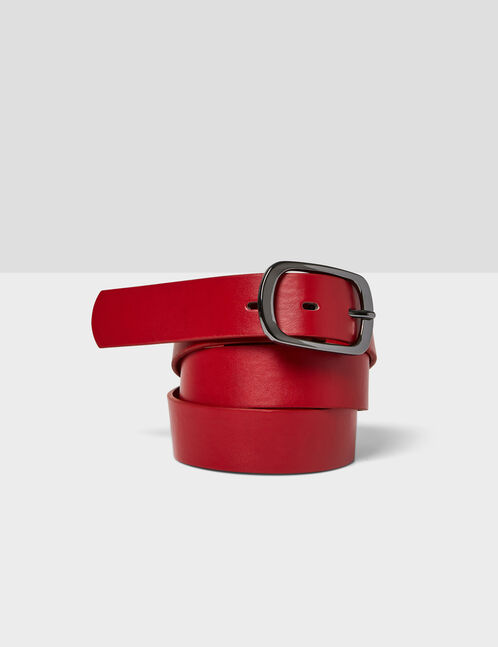 Basic red belt
