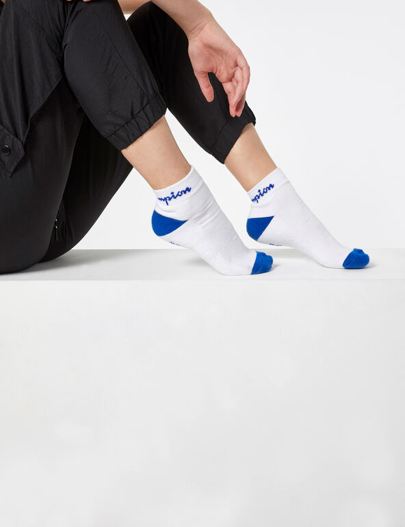 X champion socks