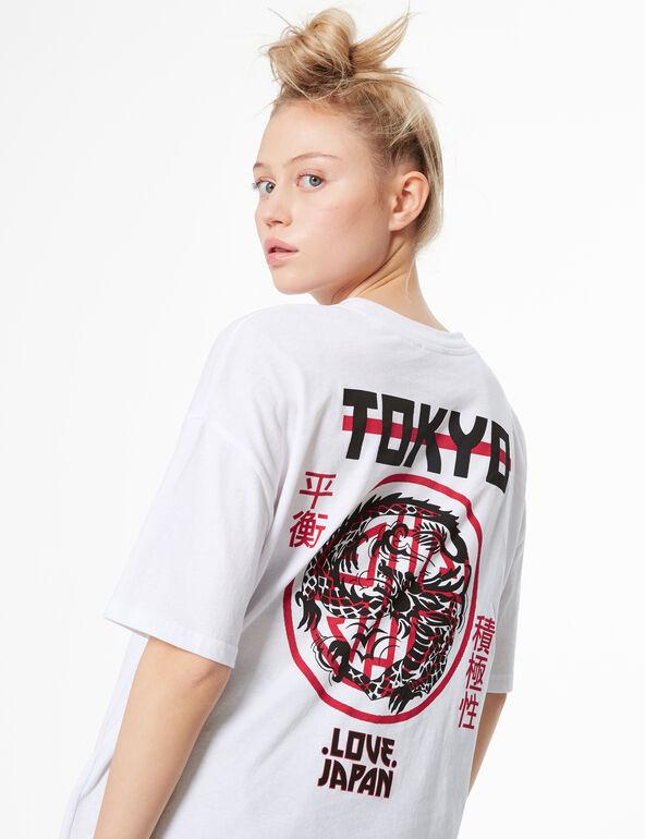 Tee-shirt love japan