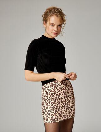 bb8f74129b2a6 Soldes Jupe   Short Femme Jusqu à -60% ! • Jennyfer