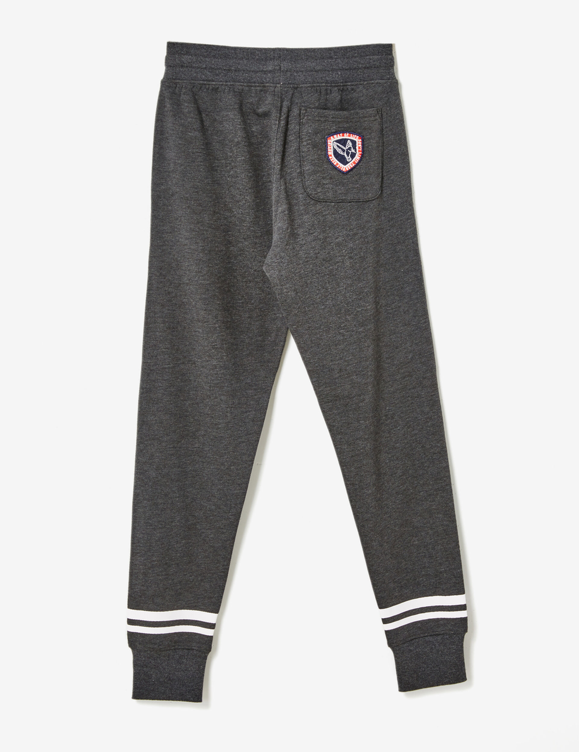 jogging keep track gris anthracite chiné