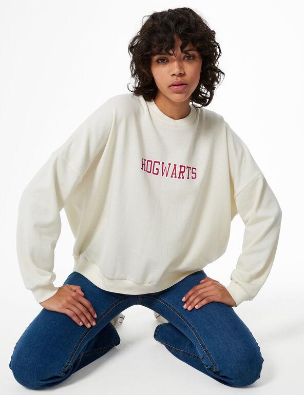 Oversized Harry Potter Gryffindor sweatshirt