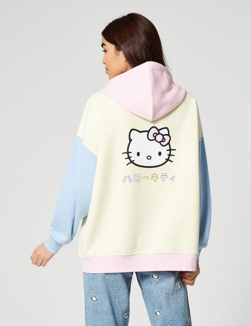 Sweat oversize Hello Kitty