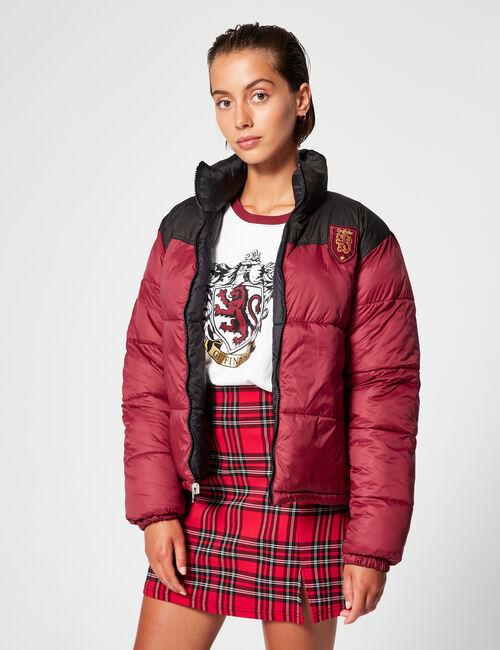 Harry Potter reversible padded jacket