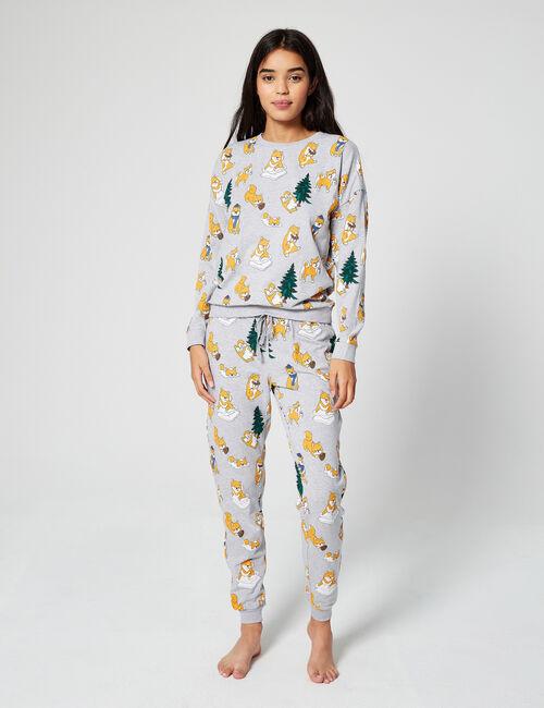 Shiba pyjamas
