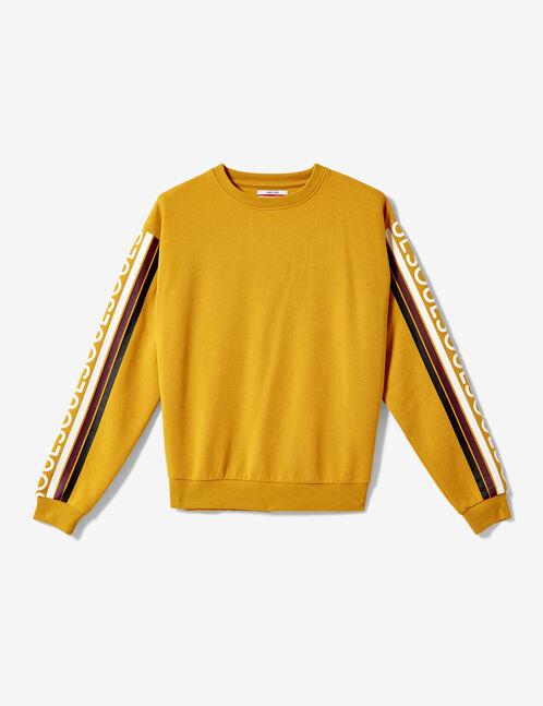 """Ochre """"soul"""" sweatshirt"""