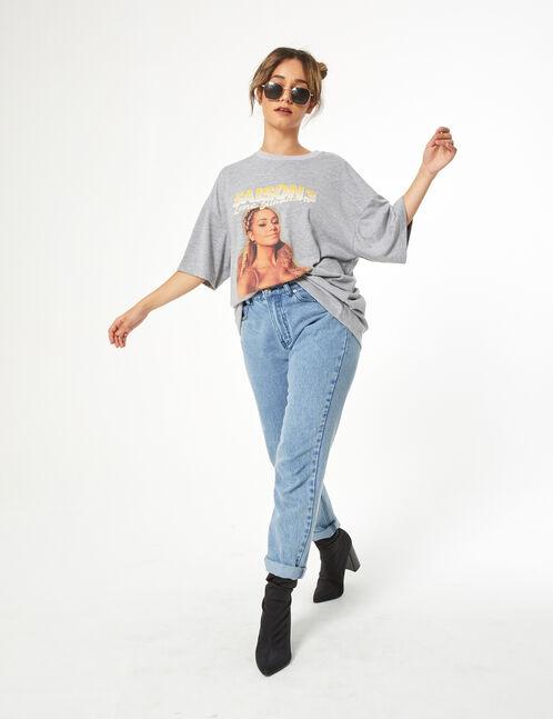 Tee-shirt oversize charlie