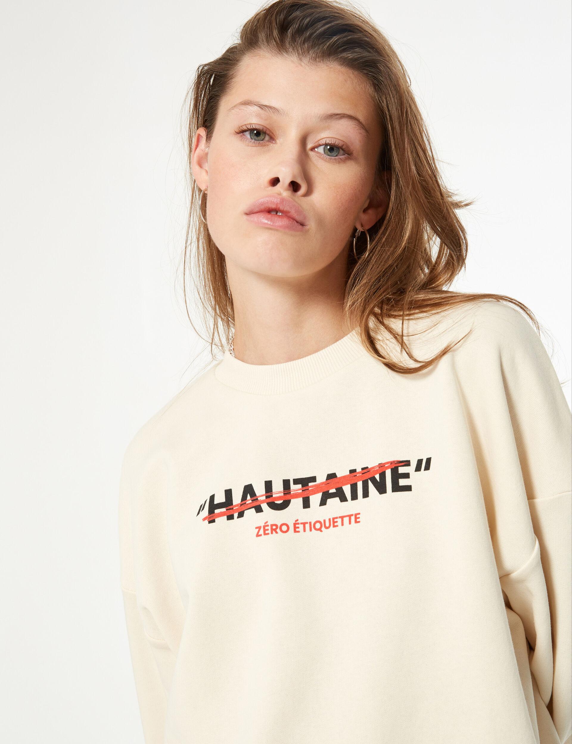 Don't call me sweatshirt