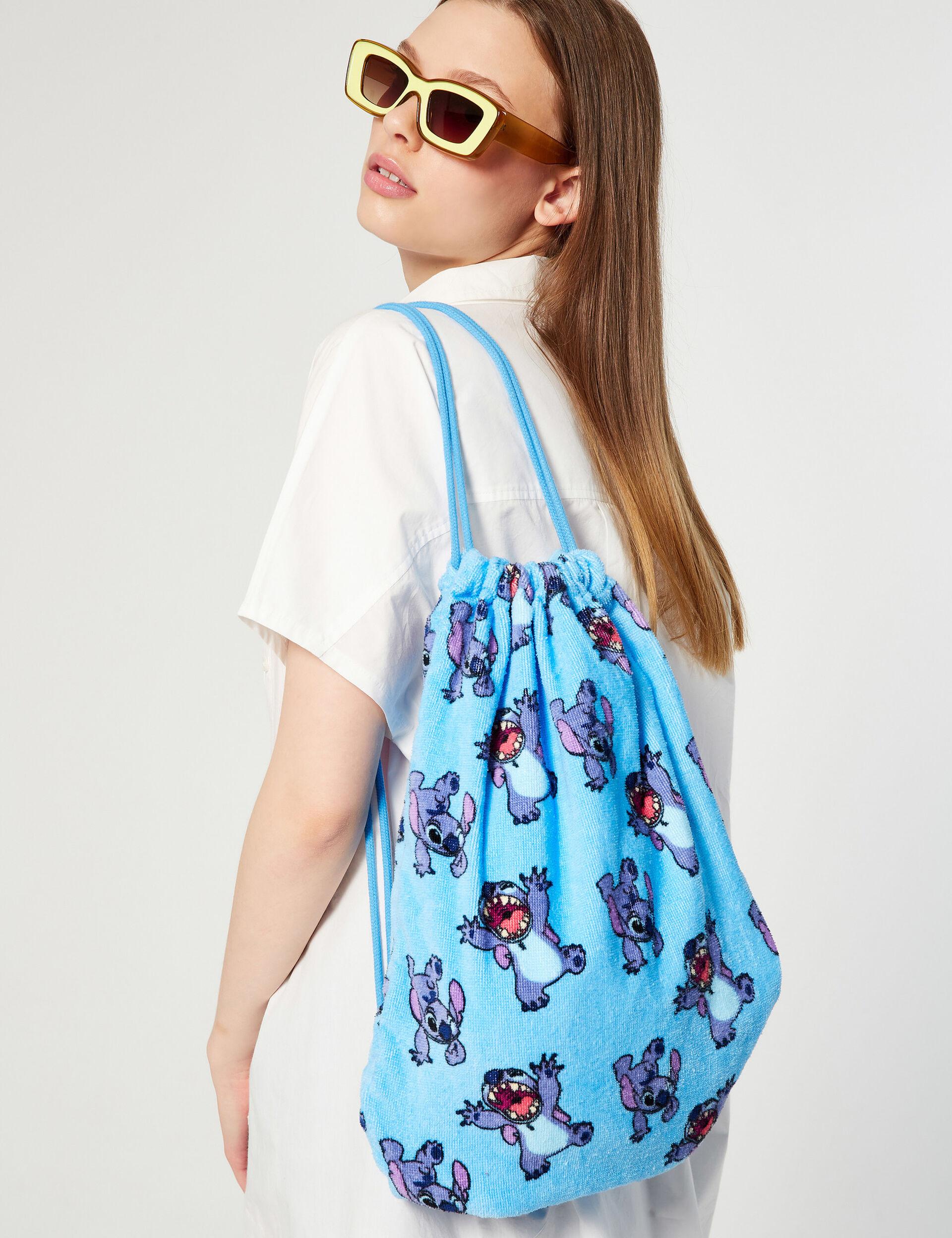 Disney beach towel bag