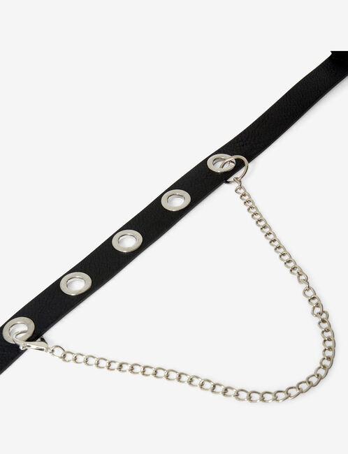 ceinture avec chaîne