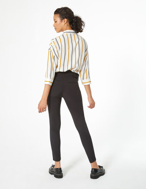 high waist dress pants