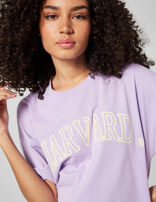 Harvard oversize T-shirt