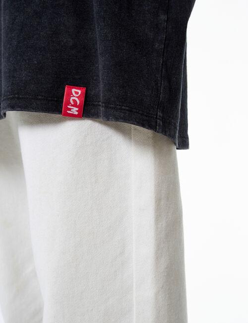 Oversized zero etichette T-shirt