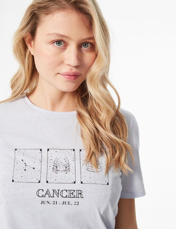 Zodiac sign T-shirt