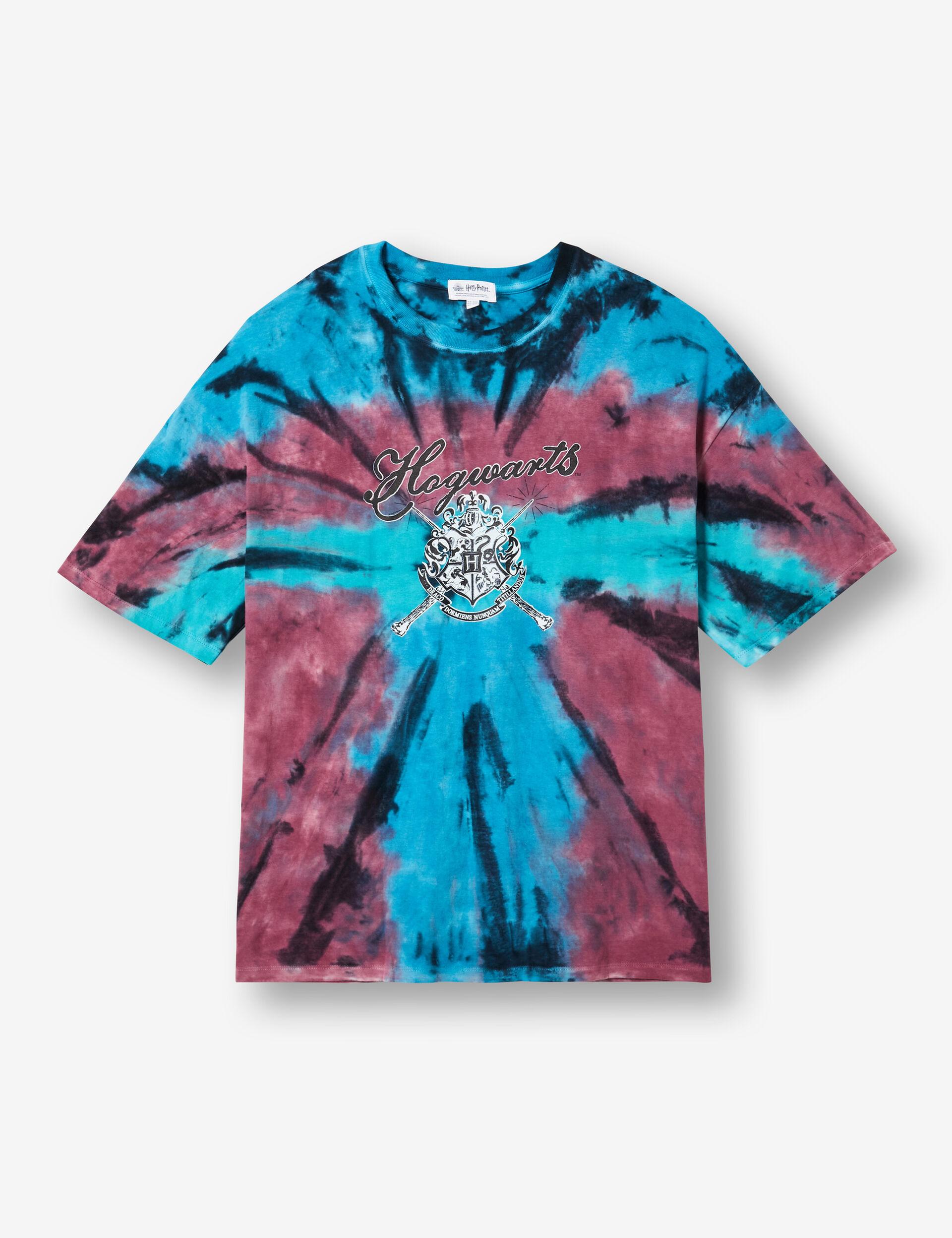 Harry Potter tie-dye T-shirt