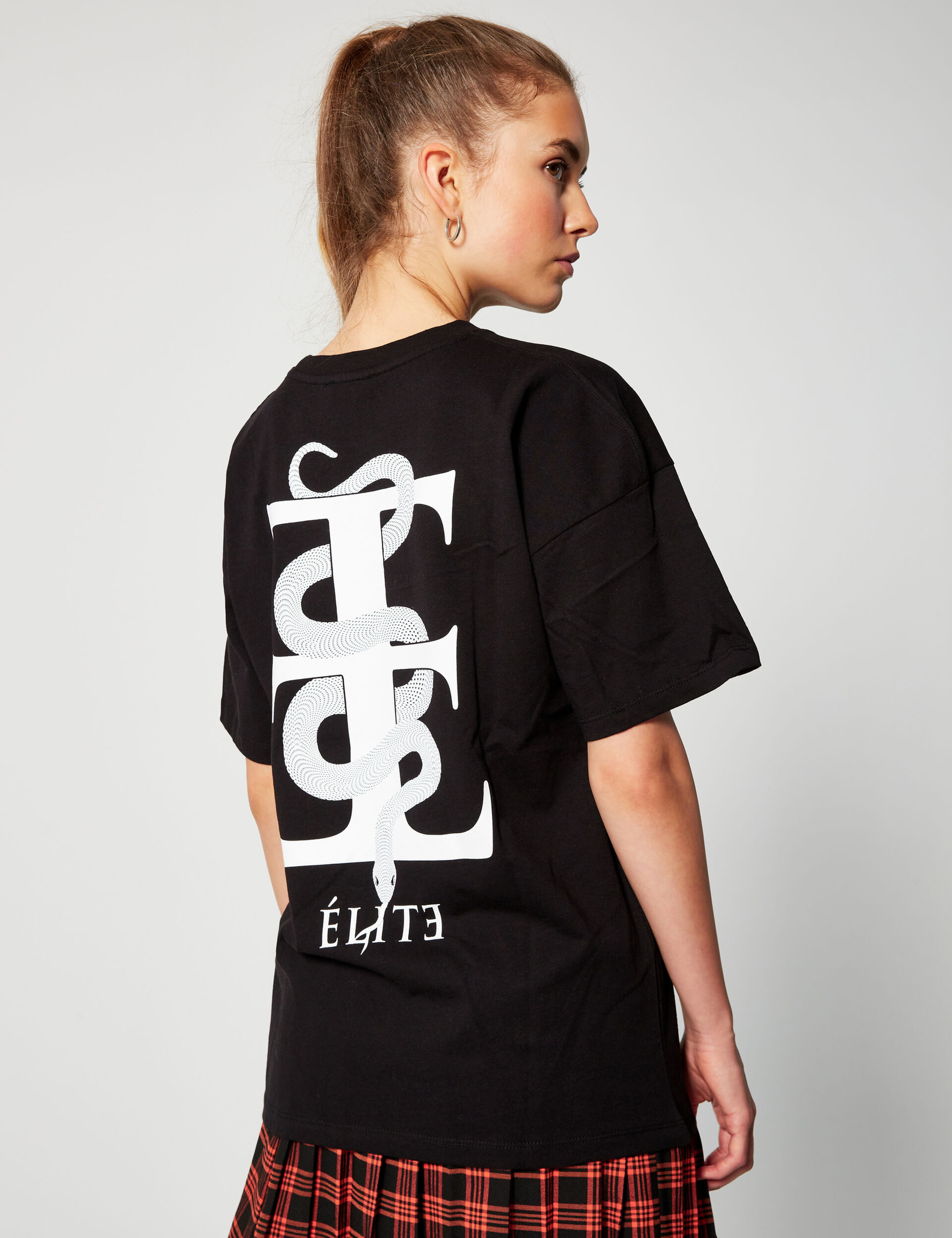 Tee-shirt oversize Elite