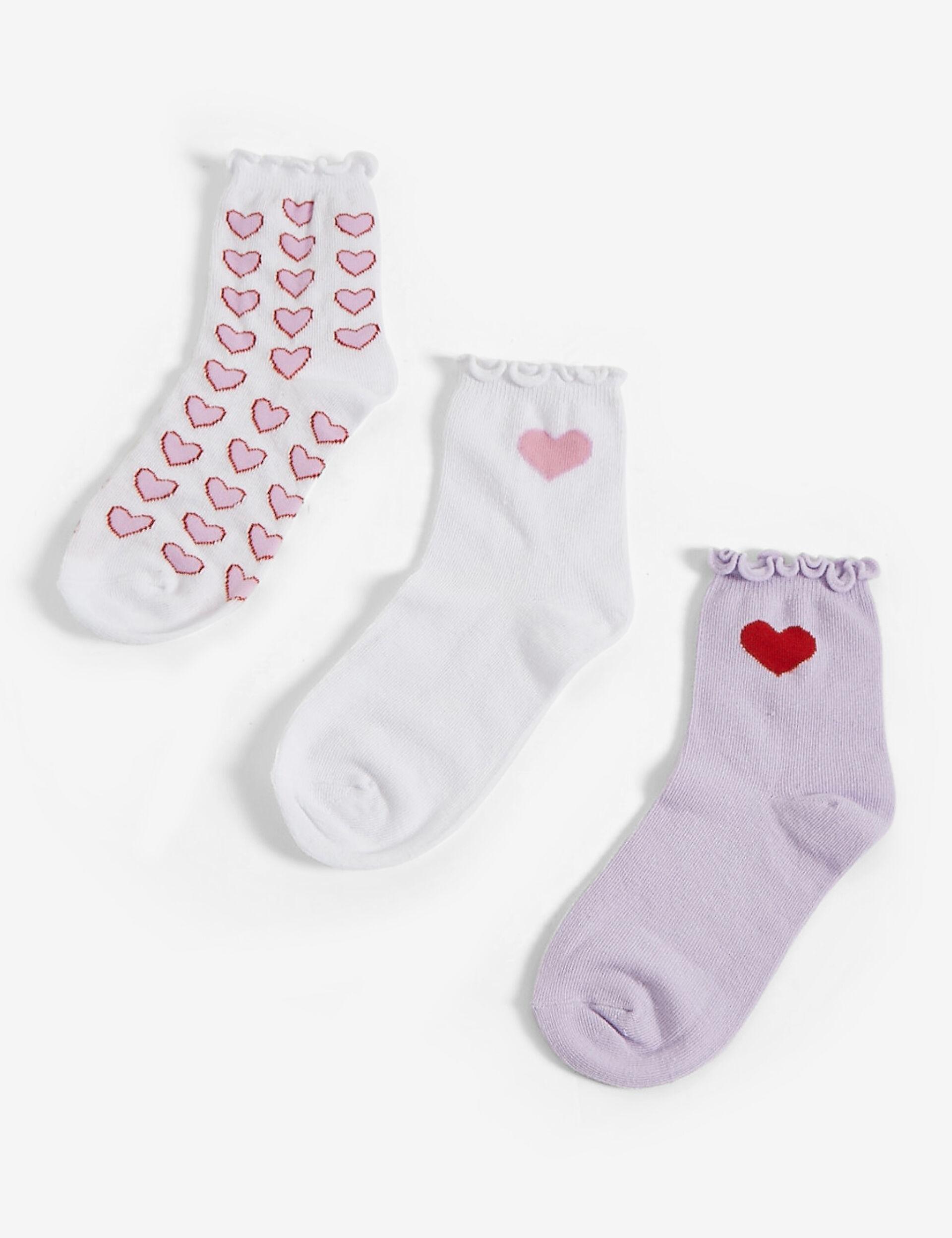 Frill socks