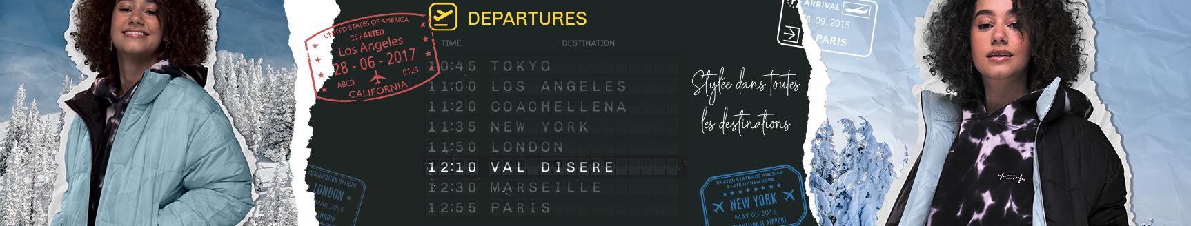 Destinationvalisere